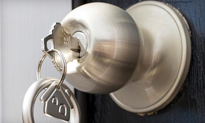 Lockbusters - NoLita: $39 for $79 Worth of Locks at Lockbusters