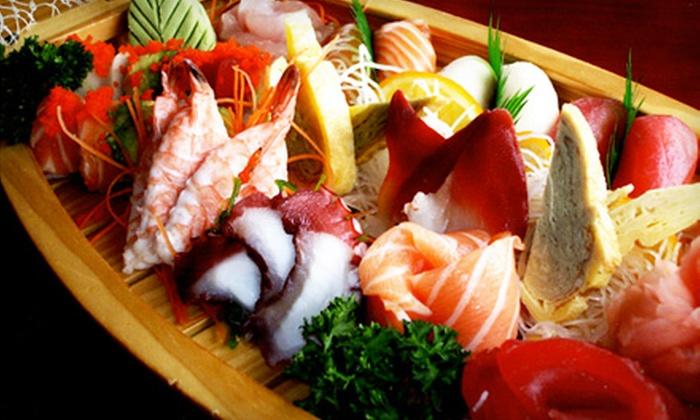 Tony's Japanese Restaurant - Eldersburg: $20 For Hibachi Dinner for Two at Tony's Japanese Restaurant in Eldersburg (Up to $47.90 Value)
