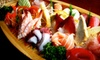 Up to 57% off Hibachi Fare at Tony's Japanese Restaurant in Eldersburg