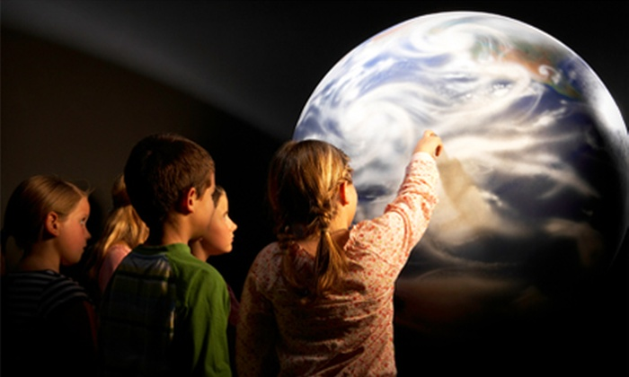 Schenectady Museum & Suits-Bueche Planetarium - Vale & Eastern Ave: Outing for Two or Annual Family Membership at Schenectady Museum & Suits-Bueche Planetarium