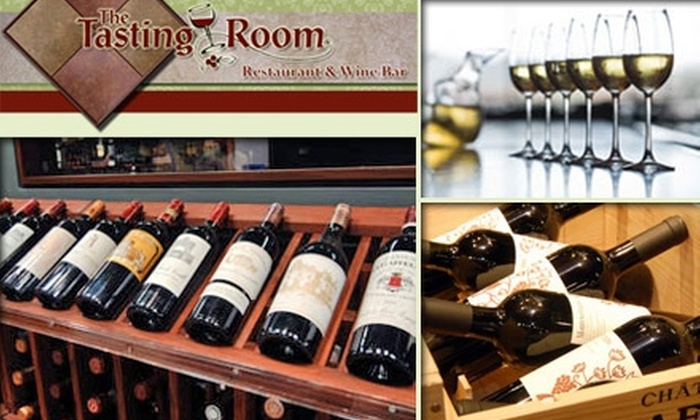 The Tasting Room Restaurant and Wine Bar - Sandy Springs: $20 for Two-Hour Wine Class at The Tasting Room