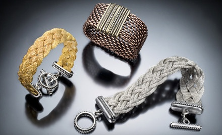 $50 Groupon for Handmade Jewelry and Accessories - The Erica Zap Collection in Newport