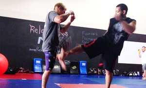 Relentless MMA: 5, 10, or 15 Mixed-Martial-Arts Classes at Relentless MMA (Up to 87% Off)