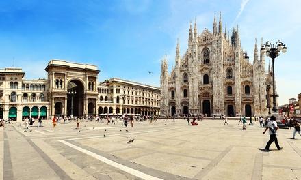 ✈ Milaan: 2 of 3 nachten verblijf in Hotel Viva met ontbijt en vlucht vanaf Amsterdam of Eindhoven