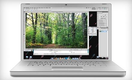 4-Hour Group Beginners' Photoshop Workshop (a $160 value) - TWI Workshops in Kitchener
