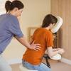 Acupressure and Head Massage