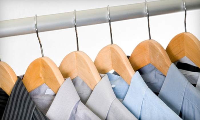 First Class Dry Cleaners - Yonge & Davisville: $15 for $30 Worth of Dry Cleaning at First Class Dry Cleaners