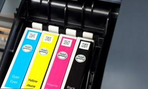 Printer Ink and Toner for Brother, Canon, Epson, and HP Printers
