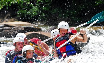 Up to 45% Off Whitewater Rafting from High Country Adventures