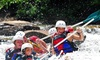 Whitewater Rafting for Six on Middle Ocoee River