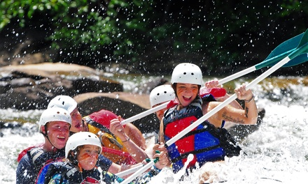 Whitewater Rafting for One, Two, or Six on Middle Ocoee River from High Country Adventures (Up to 45% Off)