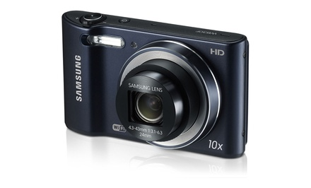 Samsung WB30F Smart Wi-Fi Digital Camera, 16.2 MP, 10X zoom, 3.0