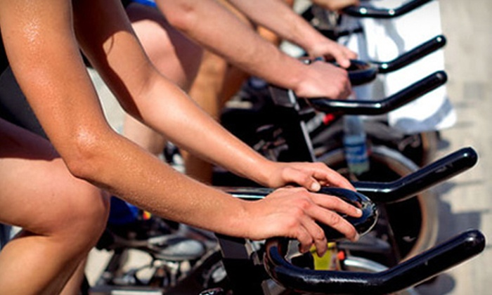 Spin4Life Studios - Oak Lawn,State Thomas: 5 or 10 Spin Classes or One Month of Unlimited Classes at Spin4Life Studios (Up to 67% Off)