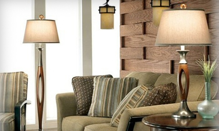 LampsUSA: $12 for $25 Worth of Lighting and Home Décor from LampsUSA
