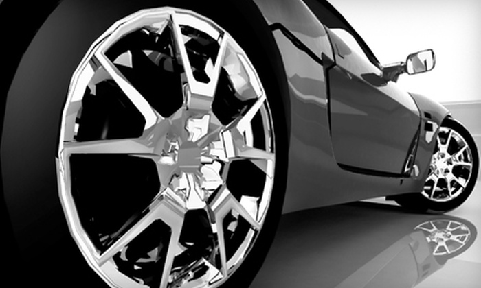 DetailXPerts - Downtown: Exterior or Interior Automotive Steam Cleaning or Both at DetailXPerts (Up to 67% Off)