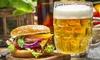 Cheers Pub (Tombolo) - Tombolo: Menu hamburger da 250 gr più birra artigianale per 2 o 4 persone al Cheers Pub (sconto fino a 59%)