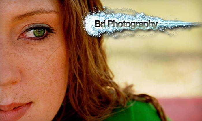"Bri Photography - Billings / Bozeman: $25 for a One-Hour On-Site Photo Session and an 8""x10"" Print from Bri Photography"