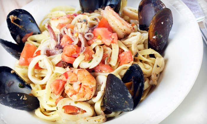 Scotto's Café - Bel Air South: Italian Fare and Drinks for Two or Four or More at Scotto's Café in Bel Air (Up to 58% Off)
