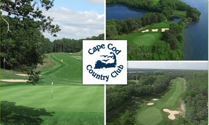 Friel Golf Management - Multiple Locations: $39 for 18 Holes at Cape Cod Country Club (47% Off)