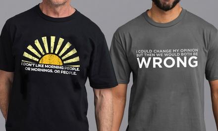 Men's Funny T-Shirts