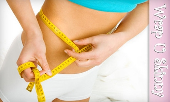 Wrap U Skinny - Webster Groves: $49 for One Mineral Full-Body Wrap at Wrap U Skinny (Up to $125 Value)
