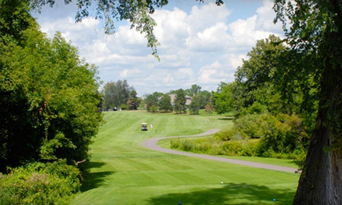White Lake Oaks Golf Course - Waterford: $24 for a Nine-Hole Round of Golf for Two at White Lake Oaks Golf Course (Up to $48 Value)