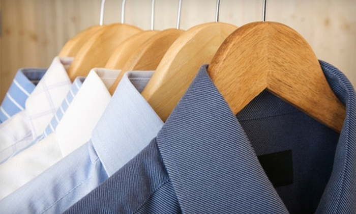 Cho's Cleaners Launderers - Multiple Locations: Dry Cleaning or Comforter Cleaning at Cho's Cleaners Launderers (Up to 60% Off)