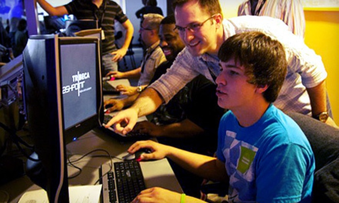 Tribeca Flashpoint Media Arts Academy - The Loop: One-Week Summer Camp for High Schoolers at Tribeca Flashpoint Media Arts Academy (65% Off). Three Dates Available.