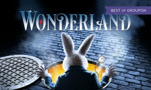 ATG Tickets: Wonderland The Musical, 2 June - 12 August 2017 (Up to 53% Off)