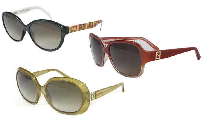 33ab94ee938 Up To 68% Off on Fendi Women s Sunglasses