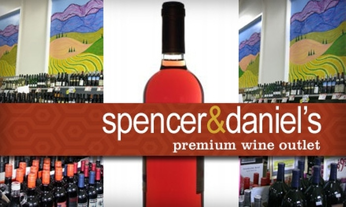 Spencer and Daniels Wine Outlet - Nob Hill: $5 for $10 Worth of International Wines from Spencer & Daniel's Premium Wine Outlet