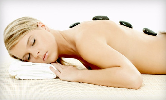 ViVi Therapy - Fernwood: $59 for a 90-Minute Hot-Stone Massage at ViVi Therapy ($125 Value)