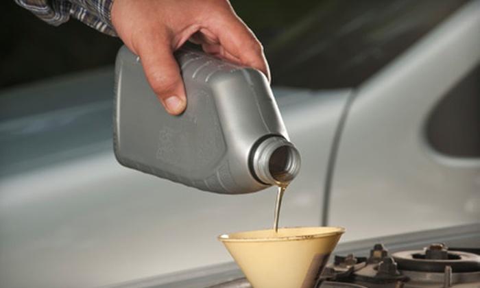 Autotech Auto Center - O'Fallon: $39 for Three Semi-Synthetic Oil Changes at Autotech Auto Center in O'Fallon, Missouri ($77.97 Value)