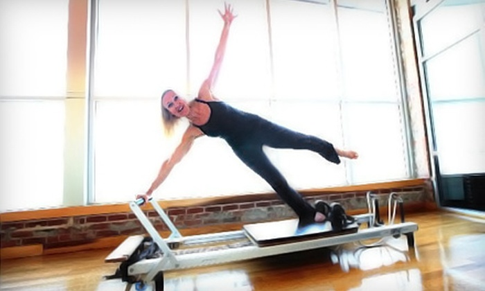 Pilates 1901 - Rosedale: $49 for 10 Pilates Mat or Cardio Classes at Pilates 1901 ($200 Value)