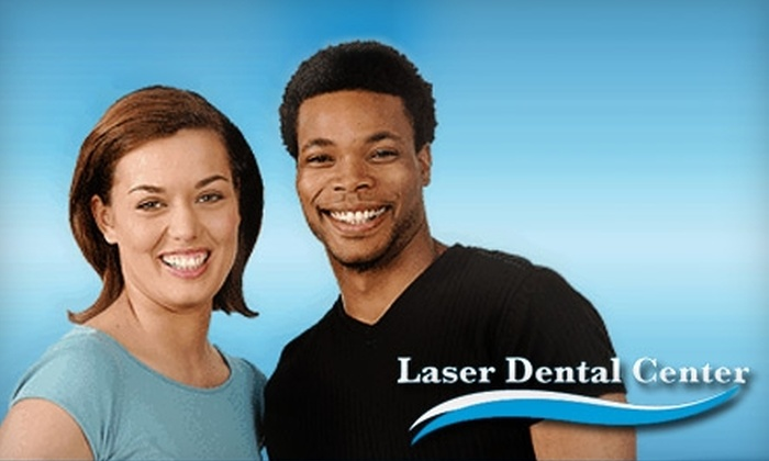 Boynton Laser Dental Center - Aberdeen: $99 for an Exam, X-Rays, and Take-Home Whitening Trays at Boynton Laser Dental Center ($560 Value)
