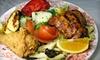 Half Off at Dimassi's Mediterranean Buffet