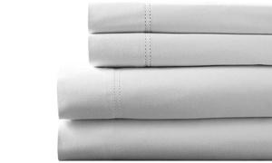 100% Egyptian Cotton 1,000TC Baratta Hem Sheet Set (4-Piece) at 100% Egyptian Cotton 1,000TC Baratta Hem Sheet Set (4-Piece), plus 6.0% Cash Back from Ebates.