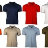 Vertical Sport Men's Contrast Collar Trim Polo Mystery Deal