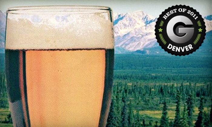 Colorado Brew Tours - LoDo: Brewery Tour for Two, Four, or Six from Colorado Brew Tours (Up to 65% Off)