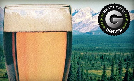Brewery Tour for Two People (a $199 value) - Colorado Brew Tours in