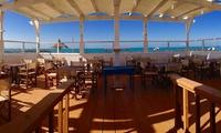 Ingresso giornaliero con 2 lettini e ombrellone lunedì a domenica da Papaya Beach (sconto fino a 53%)