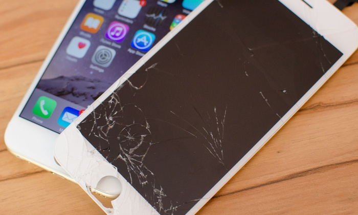 Glass Repair for Apple or Samsung Devices at Smart 2 Fix (Up to 56% Off). 10 Options Available.