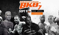 Bare-Knuckle Boxing, Saturday 9 September at Echo Arena, Liverpool (Up to 64% Off)