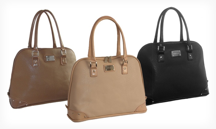 Adrienne Vittadini Luggage: Adrienne Vittadini Laptop Tote or Weekender Suitcase (72% Off). Multiple Styles Available. Free Shipping and Returns.
