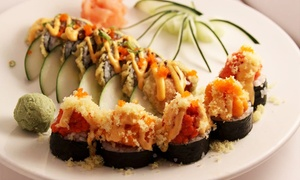 A.W. Lin's Asian Cuisine: Pan-Asian Cuisine at A.W. Lin's Asian Cuisine (Up to 30% Off)
