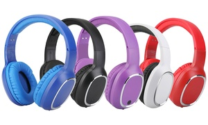 Laud Over-the-Ear Bluetooth Headphones for Smartphones