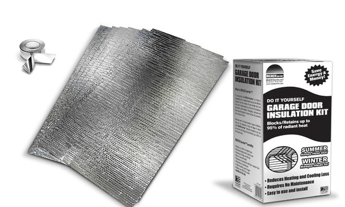 Reach Barrier Garage Door Insulation Kit: Reach Barrier Garage Door Insulation Kit. Free Returns.