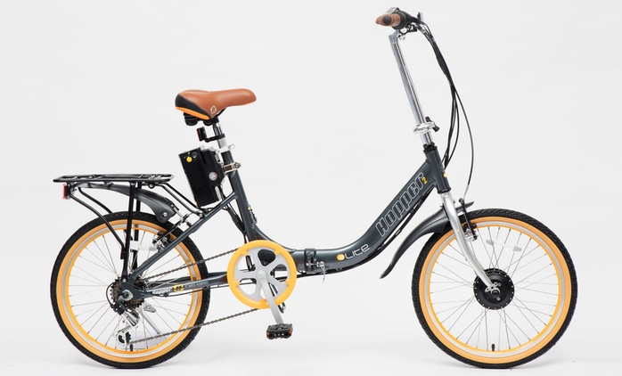 Hopper E-Bikes from £439.99 With Free Delivery (Up to 23% Off)