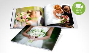 UNIKO: Uniko: Photobook luxo especial casamento com 46 páginas