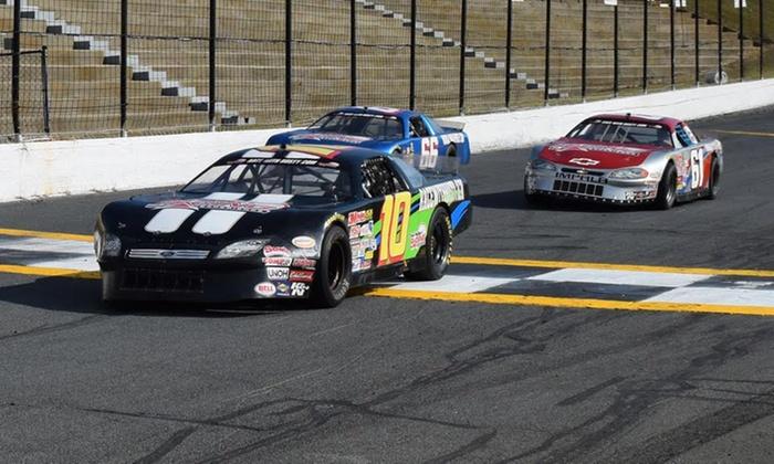 Groupon Boise Car Racing